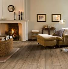 Quick Step Impressive Ultra Scraped Oak Grey Brown Laminate Flooring