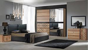 komplettes schlafzimmer canova in schwarz buche jetzt bei
