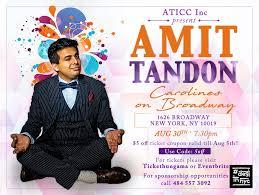 100 Amit Inc Tandon Live In NYC At 1626 BroadwayNew YorkNY