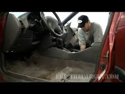 Dog Hair Carpet Removal by How To Remove Pet Hair And Odor From Your Car Or Truck