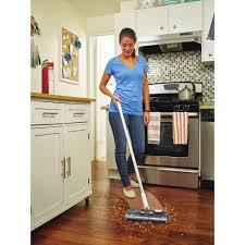 Shark Cordless Floor And Carpet Sweeper V2930 by Amazon Com Black Decker Hfs115j10 Lithium Floor Sweeper 30 Min