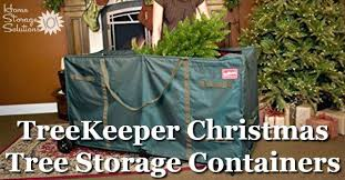 Christmas Tree Storage Container These Artificial Containers Are Great For Keeping Your Safe And Clean Tote