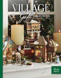 Dept 56 Halloween Village List by Introductions Community Department 56