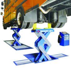 100 Scissor Lift Truck Rotary EFX60 Inground In And Body OEMs