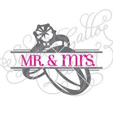 Mr And Mrs Clipart 165321
