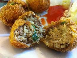 cuisine cajun boudin balls picture of bro s cajun cuisine nashville tripadvisor