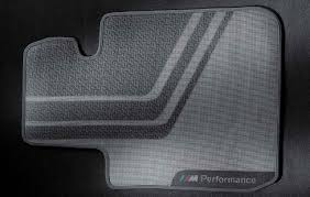 Bmw Floor Mats 7 Series by Bmw M Performance Genuine Front Floor Mats Set F20 F21 1 Series