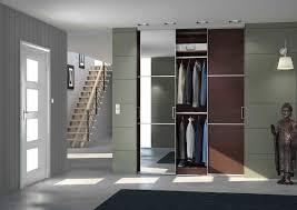 porte de placard chambre porte de placard coulissante recoupable vs sur mesure