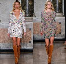 Emilio Pucci 2015 Spring Summer Womens Runway Looks