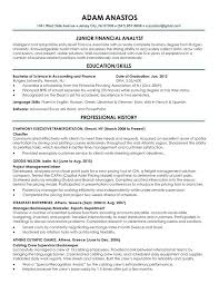 Fresh Graduate Resume Sample For Examples College Recent