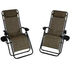 Sunnydaze Decor Oversized Dark Brown Zero Gravity Sling Patio Lounge Chair  With Cupholder (2-Pack) Mainstays Sand Dune Outdoor Padded Folding Chaise Lounge Tan Walmartcom 3 Pcs Portable Zero Gravity Recling Chairs Details About Beach Sun Patio Amazoncom Cgflounge Recliners Recliner Zhirong Garden Interiors Dark Brown Foldable Sling And Eucalyptus Chair With Head Pillow Beach Lounge Chairs Clearance Thepipelineco Sunnydaze Decor Oversized Cupholder 2pack 2 Pcs Cup Holder Table Fniture Beautiful 25 Best Folding Outdoor Ny Chair By Takeshi Nii For Suekichi Uchida