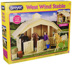 Amazon.com: Breyer Classics West Wind Horse Stable: Toys & Games Amazoncom Breyer Traditional Wood Horse Stable Toy Model Toys Wooden Barn Fits Horses And Crazy Games Classics Feed Charts Cws Stables Studio Myfroggystuff Diy How To Make Doll Tack My Popsicle Stick Youtube The Legendary Spielzeug Museum Of Davos Wonderful French Make Sleich Stall Dividers For A Box Collections At Horsetackcocom