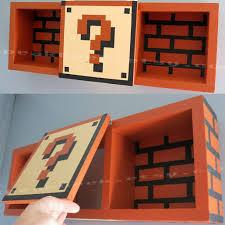 Mario Bros Question Block Lamp by Super Mario Bros Shelf Shut Up And Take My Money