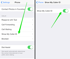How To Disable or Block Caller ID Number Your iPhone