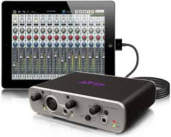 Amazon Avid Fast Track Solo With Pro Tools Express Channel
