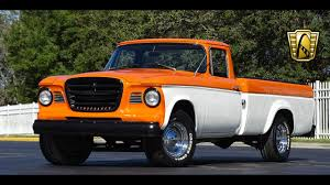 1964 Studebaker Champ Gateway Classic Cars Orlando #719 - YouTube Photo Gallery Pride Polish Champ Vinnie Drios 2013 Pete Fv1801a Truck 14 Ton Ct 4x4 Austin Mk1 Champ Wishing Gdotannouncementupdates 1961 Studebaker Pickup Hot Rod Network Badger State 2015 26 Diesel Points Jamie Larse With Trucks At South Bend May 2018 Studebaker Truck Talk File1964 Truck Front Left Redjpg Wikimedia 1960 For Sale Near Huntingtown Maryland 20639 By Stig2112 On Deviantart Vir 872015 Photo Lew Adams World 1964 Gateway Classic Cars Orlando 719 Youtube