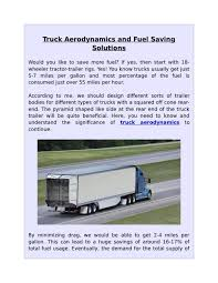 Truck Aerodynamics And Fuel Saving Solutions | Truck Aerodynamics ... Trucking Services Repairs Of Drivetrain Components 78 Intertional Acco 1910a Sn W2278 Supplies Psures Of Americas Truck Driver Shortage Extend To Restaurant Best Driving Schools Across America My Cdl Traing Gun Truck Wikipedia 2012 Freightliner Coronado W2312 Cape May Relief Org To Hurricane Michael Victims When Disaster Strikes Truckers Respond American Logistics Supply Chain Problems Uber Apps Solve In 2018 The Company Inc