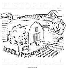 Clip art black and white garden cliparts