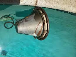 replacing an amerilite pentair pool light version dr