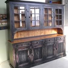 Custom Hutch With Multi Colored Finish By Jane Longden