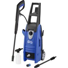AR Blue Clean 1 800 PSI 1 58 GPM Electric Pressure Washer AR527