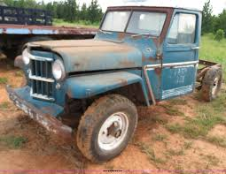 1962 Willys Jeep Pickup Truck | Item C9734 | SOLD! Wednesday... Willys Related Imagesstart 0 Weili Automotive Network Dustyoldcarscom 1961 Willys Jeep Truck Black Sn 1026 Youtube 194765 To Start Producing Wranglerbased Pickup In Late 2019 1957 Pick Up Off Road Kaiser Pinterest Trucks For Sale Early 50s Willysjeep Truck Pics Request The Hamb Arrgh Stinky Ass Acres Rat Rod Offroaderscom Find Of The Week 1951 Autotraderca Jamies 1960 The Build Pickups
