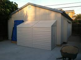 Arrow Shed Assembly Tips by Arrow Yard Saver 4 Ft X 10 Ft Metal Storage Building Ys410 At