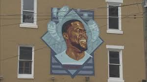 Philadelphia Mural Arts Internship by Thursday Is Kevin Hart Day In Philadelphia 6abc Com