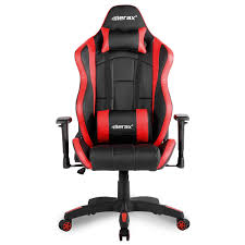 Merax Office Chair High Back Ergonomic Gaming Chair PU Leather Adjustable  Height Rotating Lift Chair Folding Chair Xtrempro G1 22052 Highback Gaming Chair Blackred Details About Ergonomic Racing Gaming Chair High Back Swivel Leather Footrest Office Desk Seat Design Computer Axe Series Blackred Check Out Techni Sport Racer Style Video Purple Shopyourway Topsky Pu Executive Merax 217lx 217w X524h Blue Amazoncom Mooseng New Lumbar Support And Headrest Akracing Masters Premium Highback Carbon Black Energy Pro