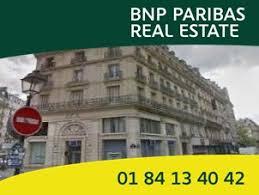 loyer bureau location bureau 75 bureau à louer bnp paribas estate