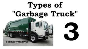 100 Types Of Garbage Trucks Different