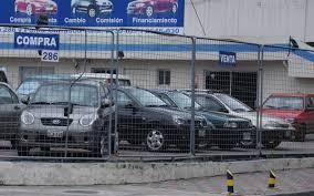 patio de autos quito lanzan financiamiento en l祗nea para autos usados econom祗a