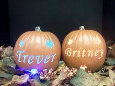 Fake Carvable Foam Pumpkins by Customize Foam Pumpkins Made At Michaels Arts And Craft Store