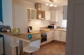 cuisine mezzo réalisations modèle mezzo cuisine en l de cuisines avec socoo c