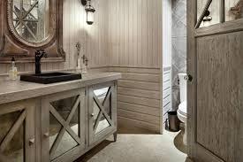 bad aus holz gestalten ideen für rustikale badeinrichtung