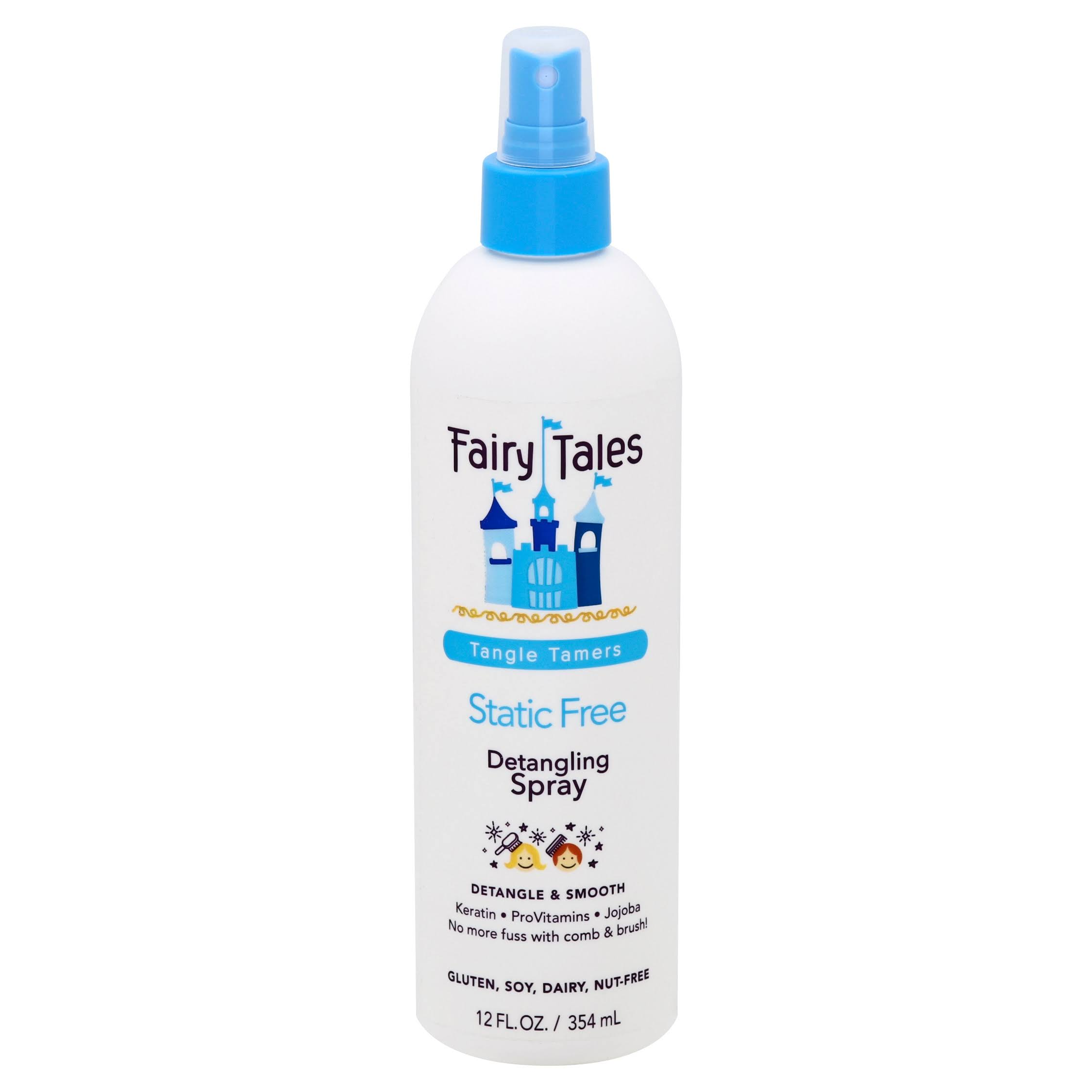 Fairy Tales Static Free Leave-In Detangling Spray - 354ml