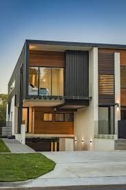 100 Modern Townhouses Haig Turner Bellevue Building DNA Architects