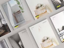 100 Free Interior Design Magazine Simple Mockup PSD
