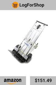 100 Best Hand Truck Cosco 3in1 Aluminum That Best Suits Light But The