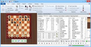 Example Make The Initial Game Moves On Board You Reach A Position And Click Reference Tab Will Get All Games With