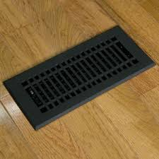 floor registers cast iron floor register with louvers 4 x 10