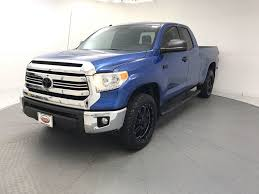 100 Used Four Wheel Drive Trucks For Sale Certified PreOwned 2017 Toyota Tundra DLX Truck In Round Rock