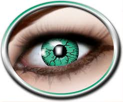 Halloween Contact Lenses Uk by Coloured Contact Lenses