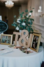 Cute Wedding Guest Book Table