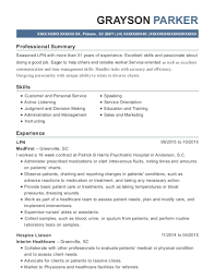 Best Hospice Liaison Resumes