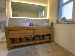badmöbel nach maß aus massivholz gefertigt