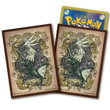 Pokemon Deck List Standard by Pokemon Card Tcg Pokemon Center Silvally Deck Sleeves Standard