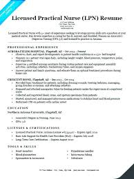 Sample Nicu Nursing Resume Nurse Example This Is Student Examples Licensed Practical
