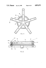 Shermag Rocking Chair Assembly by Patent Us4893871 Swivel Rocker Stop Assembly Google Patents