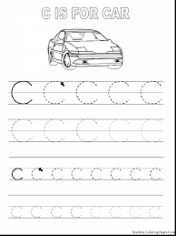 Spectacular Tracing Letter Coloring Pages With Abc And Free